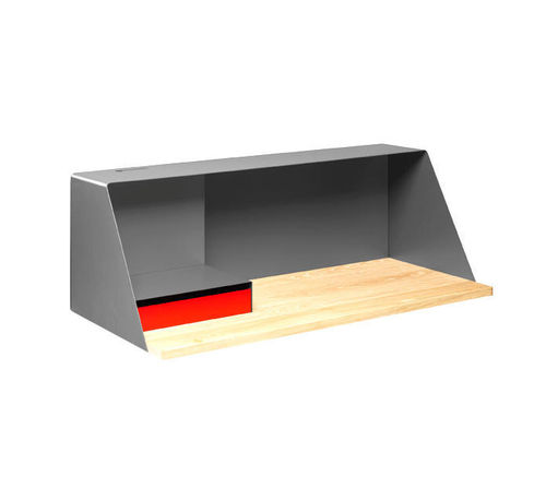 Wall Desk shelf MÜLLER PS03