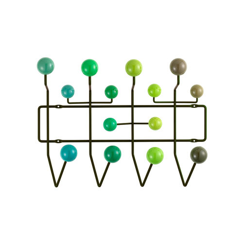 Perchero VITRA Hang It All Verde