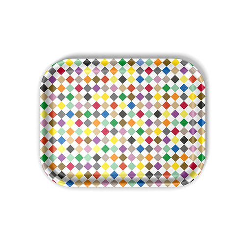 "VITRA Classic Tray Medium ""Diamonds"""