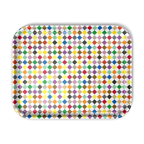 "VITRA Classic Tray Large ""Diamonds"""