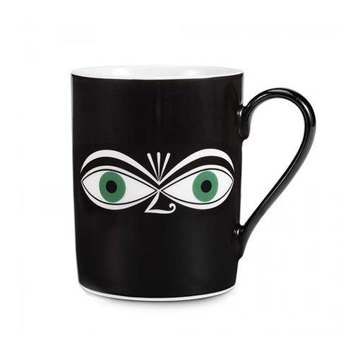 "Taza VITRA Coffee Mug ""Eyes, Green"""