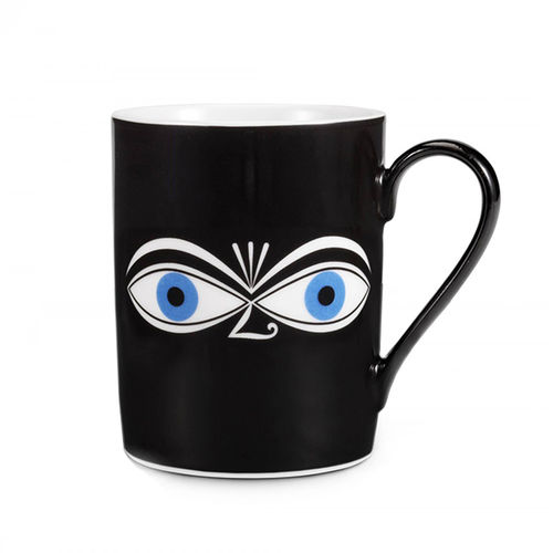 "Taza VITRA Coffee Mug ""Eyes, Blue"""