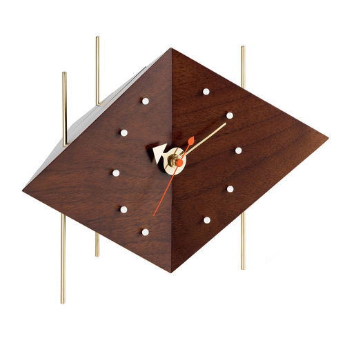 Reloj VITRA Diamond Desk Clock