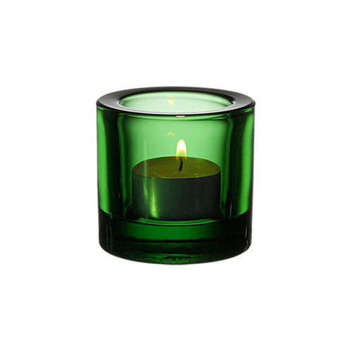 Portavelas IITTALA KIVI Votive 60mm Green