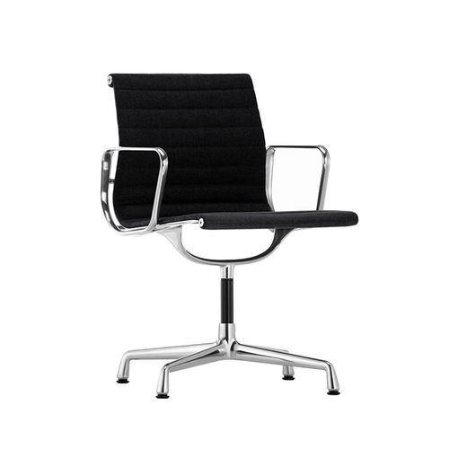 VITRA Aluminium Chair EA 104 Hopsak Swivel