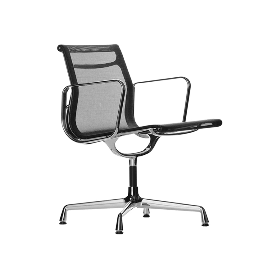 Vitra aluminium chair ea 108 netweave alea gestion for Vitra ea 108 replica