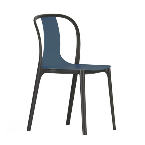 VITRA Belleville Chair Plastic stackable