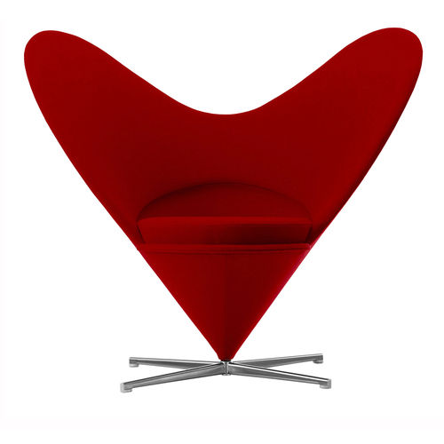 Sillón VITRA Heart Cone Chair