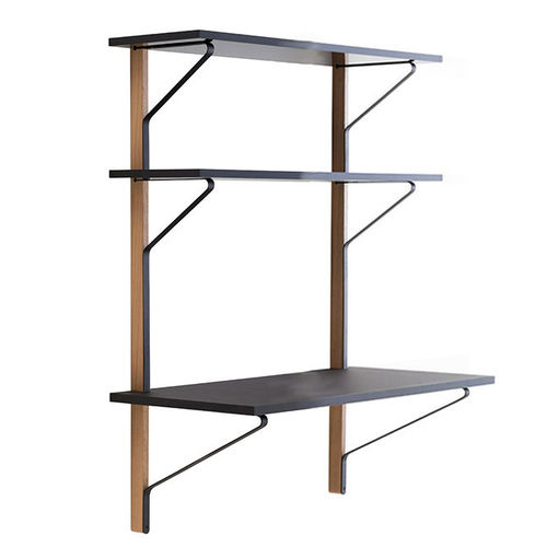 ARTEK REB 013 Kaari Shelf with Desk