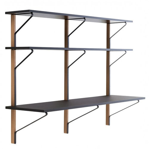 ARTEK REB 010 Kaari Shelf with Desk