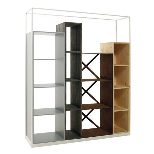 CASAMANIA Industry Bookcase