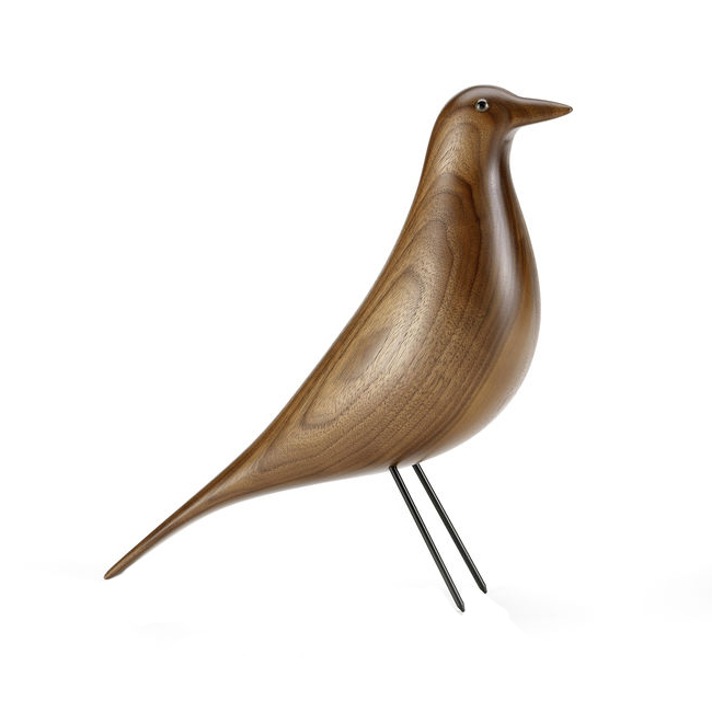 Eames House Bird Nogal