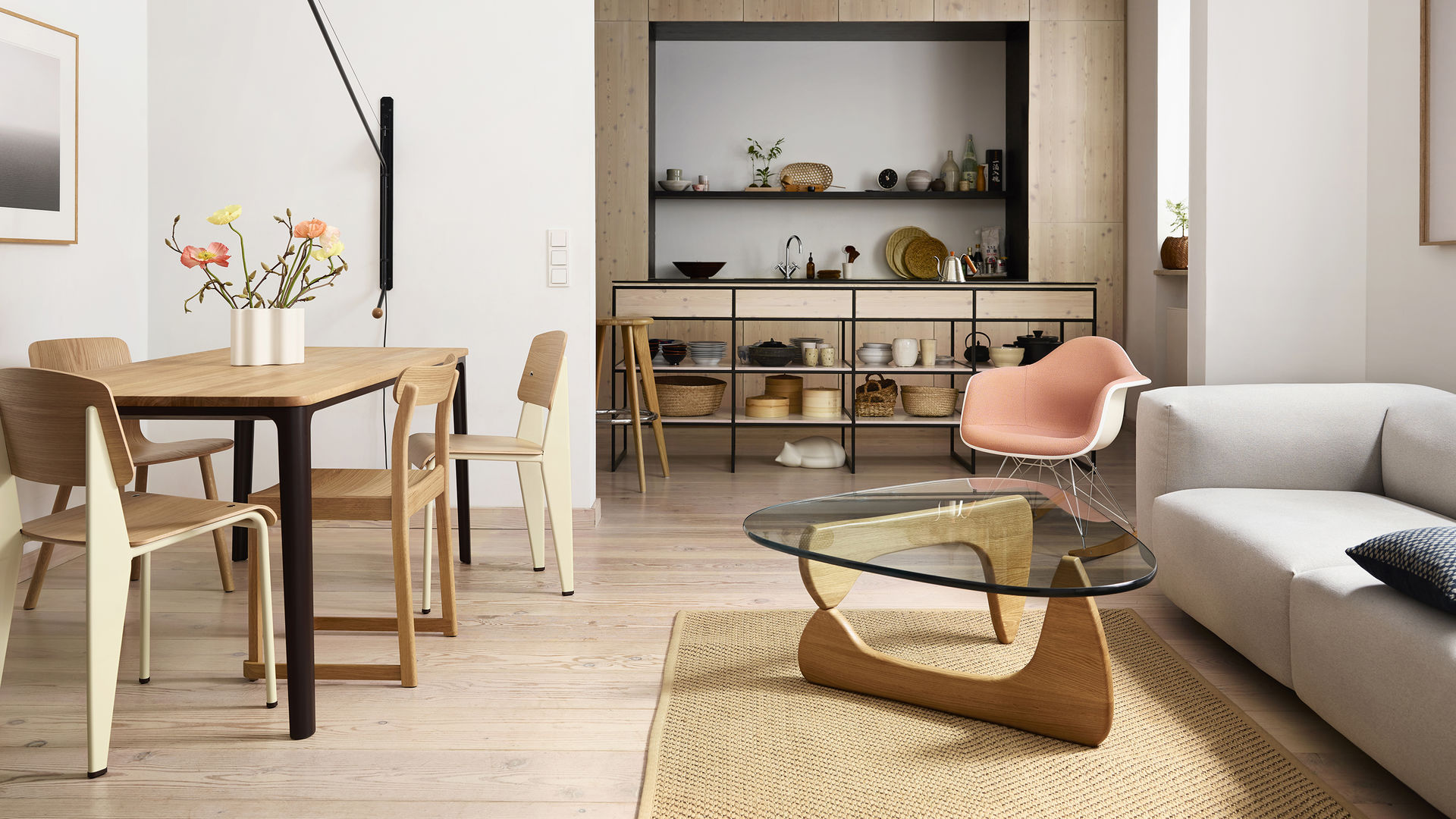 VITRA COFFEE TABLE - ALEA GESTION
